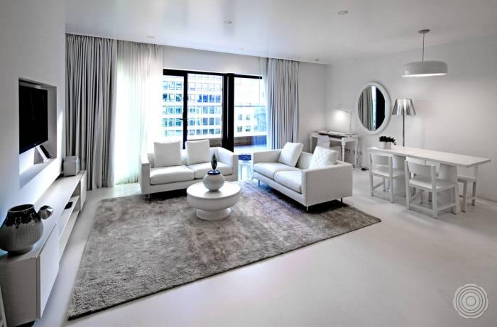 Betonlook vloer: een naadloze vloertoepassing | SENSO Gietvloer