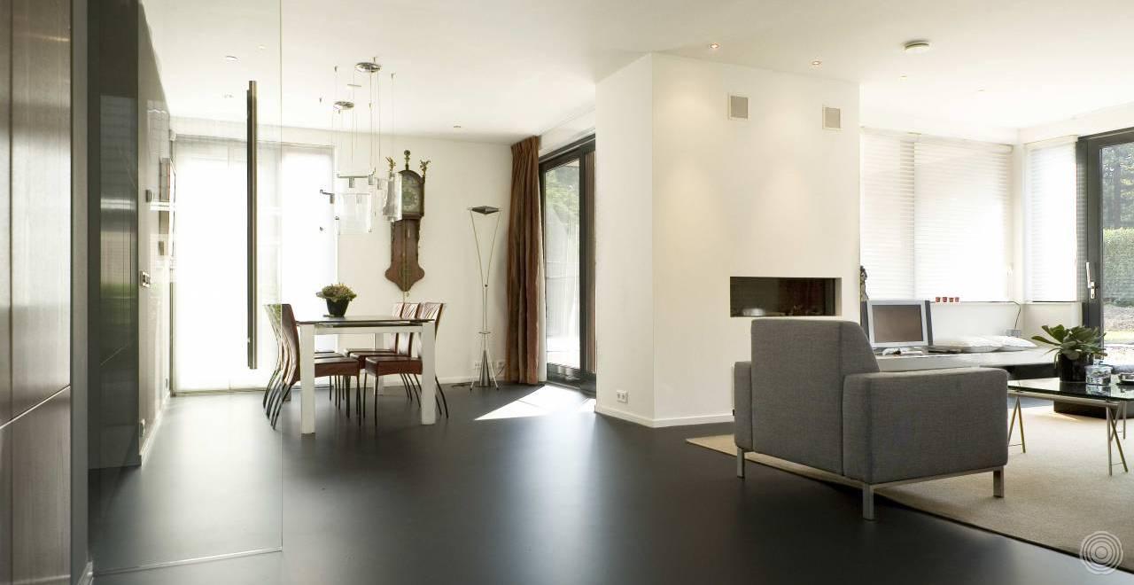 Onderhoudsvriendelijke Vloeren Tuin : Gietvloer woonhuis natuurlijke vloeren voor woningen senso