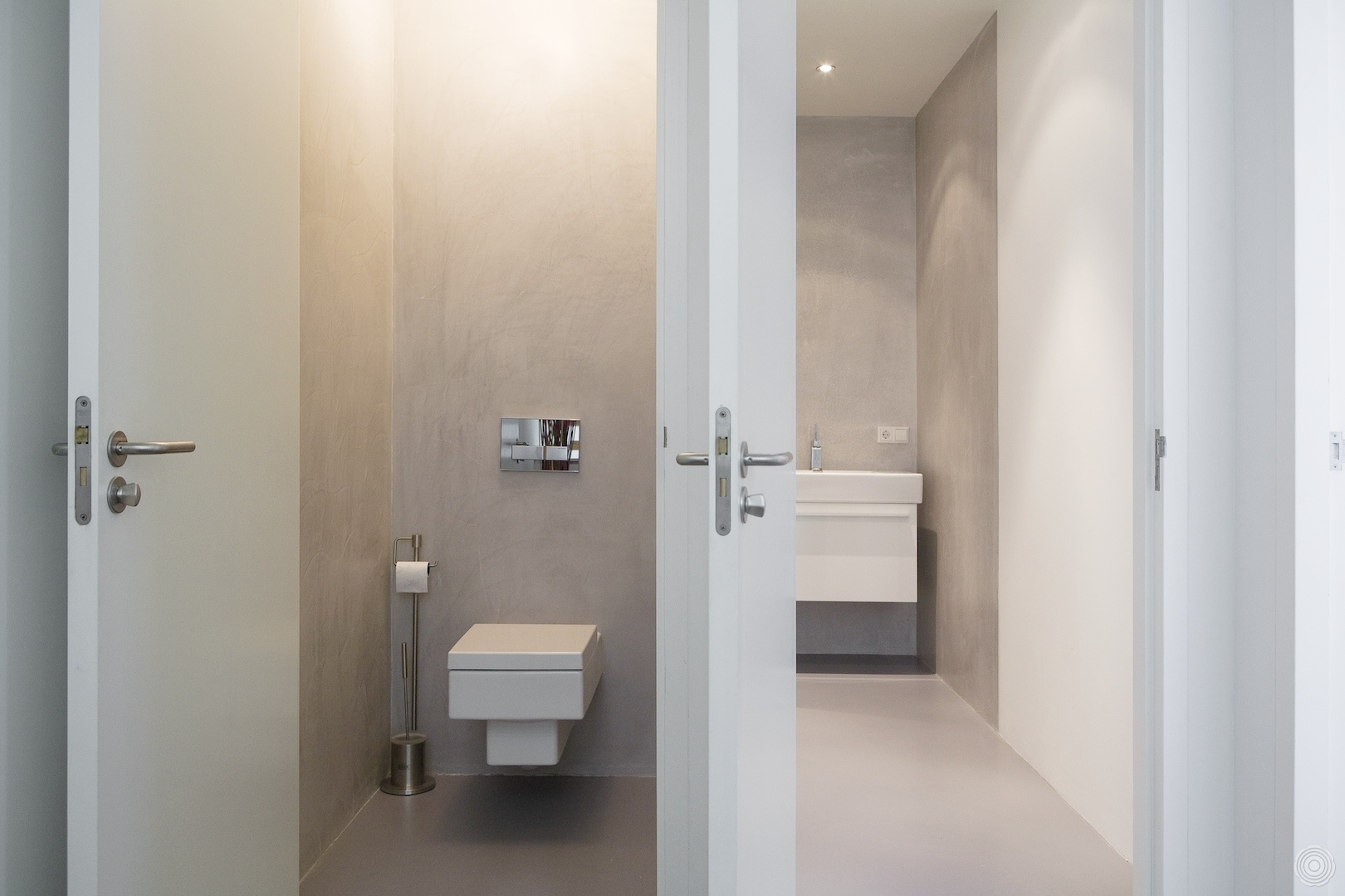 SENSO | Gietvloeren badkamers | SENSO Gietvloer